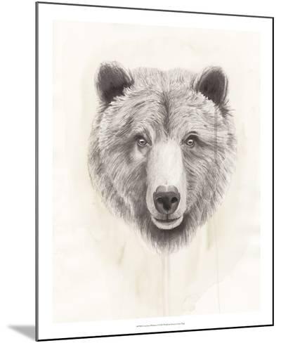 American Wilderness I-Grace Popp-Mounted Art Print