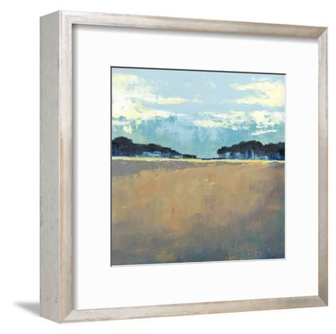 Aureate Seascape I-Grace Popp-Framed Art Print