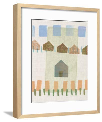 Abode II-Nikki Galapon-Framed Art Print