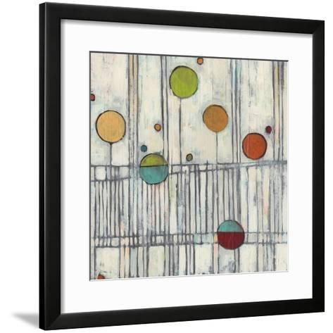 Arpeggio I-June Vess-Framed Art Print