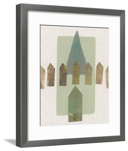 Abode III-Nikki Galapon-Framed Art Print