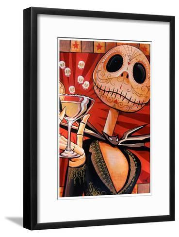 Jack Celebrates the Dead-Mike Bell-Framed Art Print