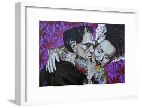 Undying Love-Mike Bell-Framed Art Print