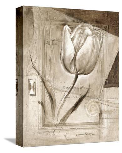 How Tender I-Joadoor-Stretched Canvas Print