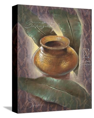 Lost Amphora-Joadoor-Stretched Canvas Print