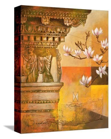Roman Hymn-Joadoor-Stretched Canvas Print