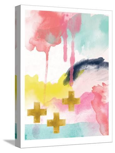 Abstract 1-Amy Brinkman-Stretched Canvas Print