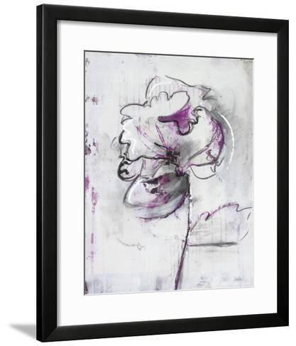 Jesters IV-Leila-Framed Art Print