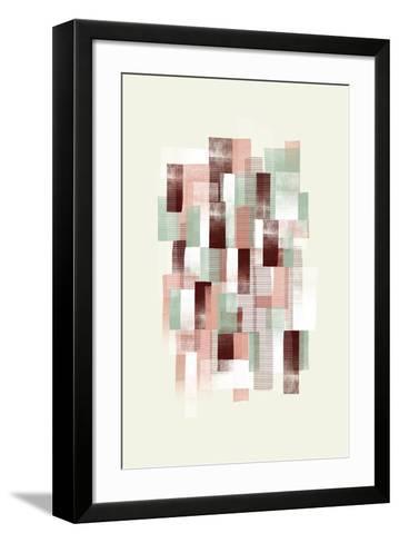 City Sunset-Myriam Tebbakha-Framed Art Print