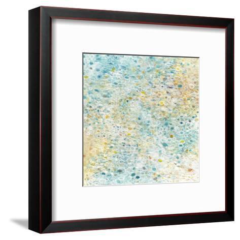Tide Pool Reflections-Jessica Torrant-Framed Art Print