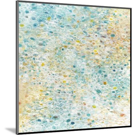 Tide Pool Reflections-Jessica Torrant-Mounted Art Print