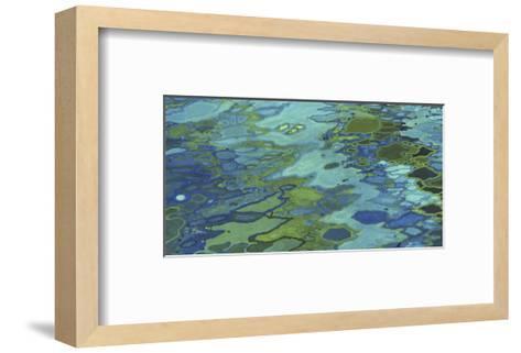 Surface Reflections-Margaret Juul-Framed Art Print