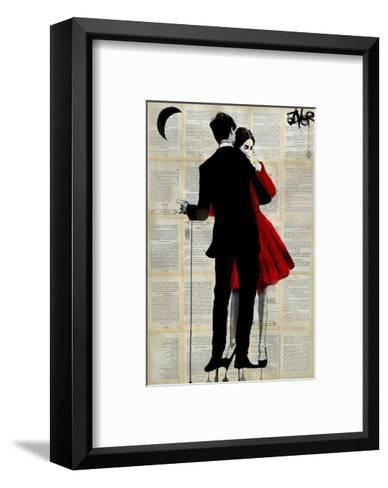 True Romance-Loui Jover-Framed Art Print