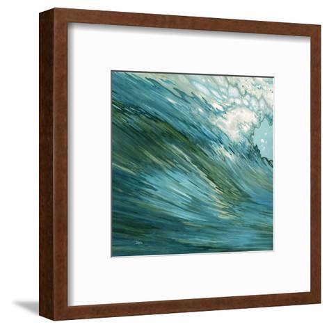 Fluid Motion-Margaret Juul-Framed Art Print