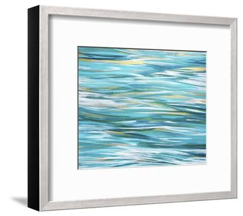 Shifting Light on the Bay-Jessica Torrant-Framed Art Print