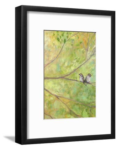 Forest Treasures Part I-Jennifer Lommers-Framed Art Print