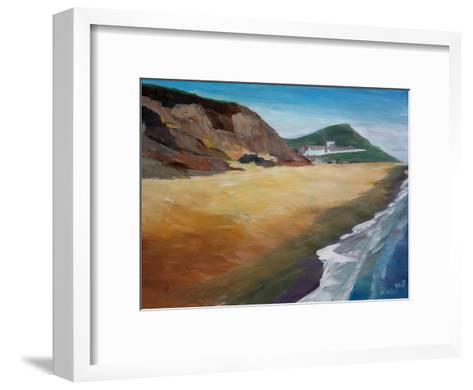 Irish Coast Wexford-M Bleichner-Framed Art Print