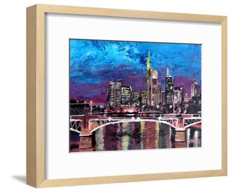 Frankfurt-M Bleichner-Framed Art Print