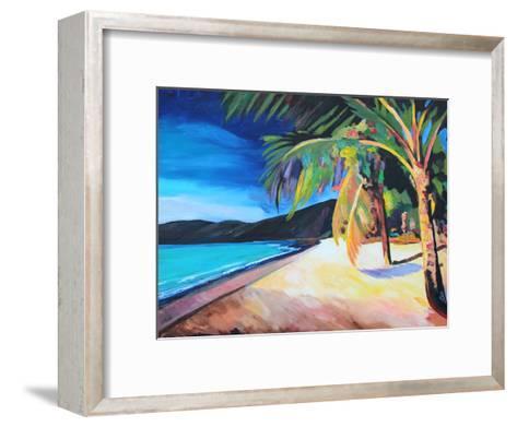 Magens Bay St Thomas Usvi-M Bleichner-Framed Art Print