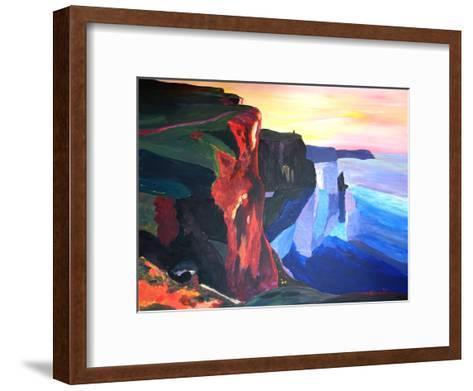 Moher-M Bleichner-Framed Art Print