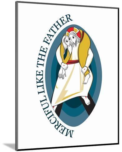 Jubilee of Mercy--Mounted Art Print