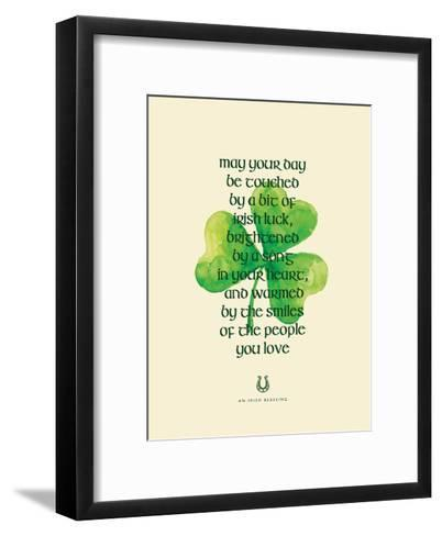 May Your Day Be Touched-Brett Wilson-Framed Art Print