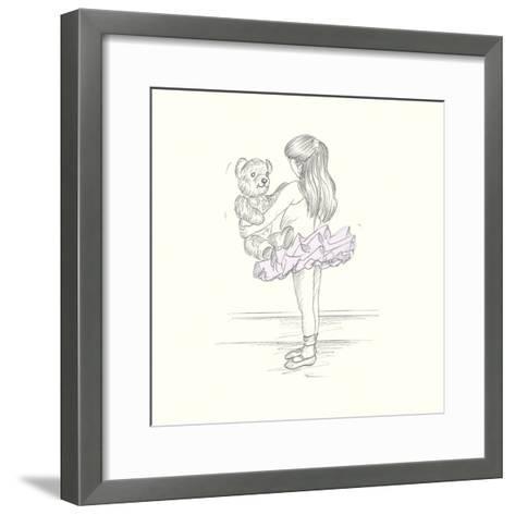 Take Your Partners II-Steve O'Connell-Framed Art Print