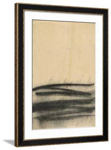 Lutum Cera - Stroke-Kelly Rogers-Framed Art Print