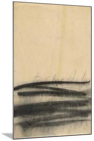 Lutum Cera - Stroke-Kelly Rogers-Mounted Giclee Print