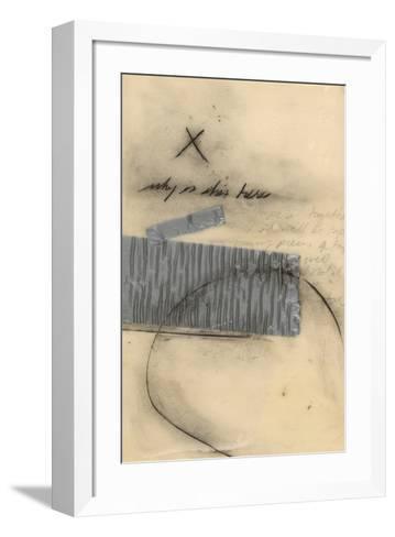 Lutum Cera - Trace-Kelly Rogers-Framed Art Print