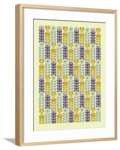 Nature Patterns IV-Nadia Taylor-Framed Art Print