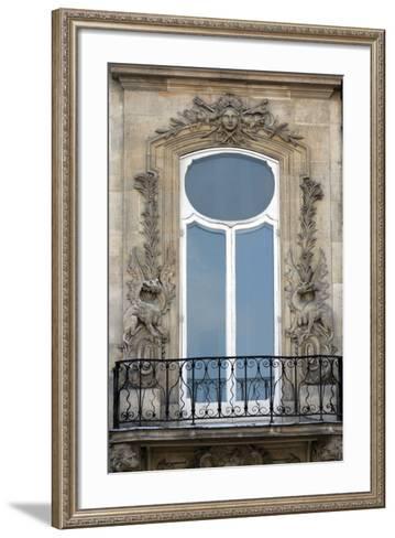 Rue De Paris III-Tony Koukos-Framed Art Print