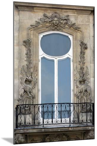 Rue De Paris III-Tony Koukos-Mounted Giclee Print