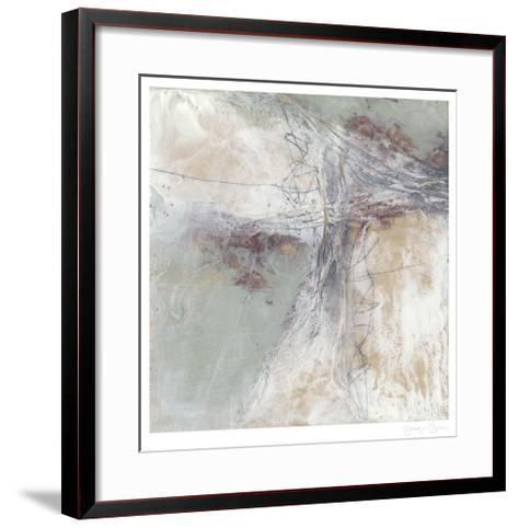 Tension & Connection II-Jennifer Goldberger-Framed Art Print