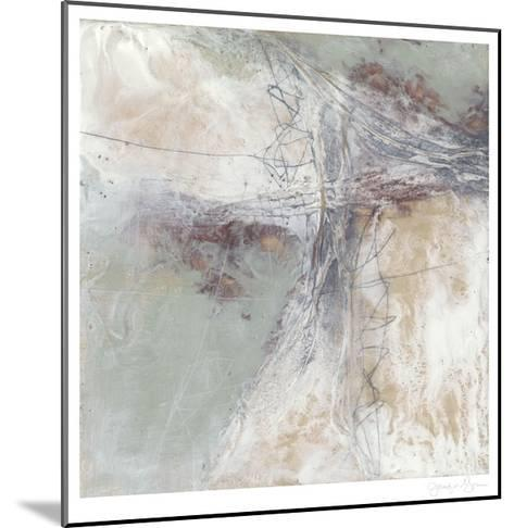 Tension & Connection II-Jennifer Goldberger-Mounted Limited Edition