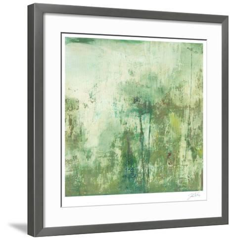 Down by the River II-Jodi Fuchs-Framed Art Print
