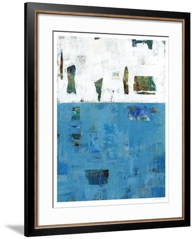 Patches II-Tim OToole-Framed Art Print