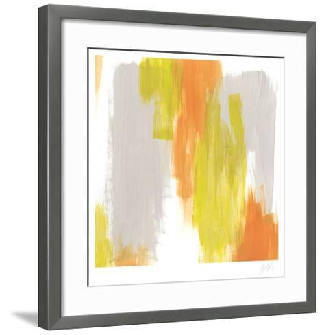 Pulse Echo I-June Vess-Framed Art Print