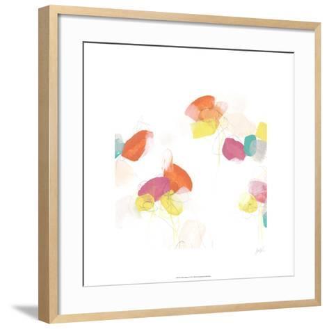 Salon Moderne II-June Vess-Framed Art Print