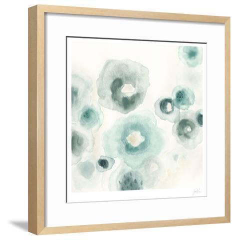 Aquatic Garden I-June Vess-Framed Art Print