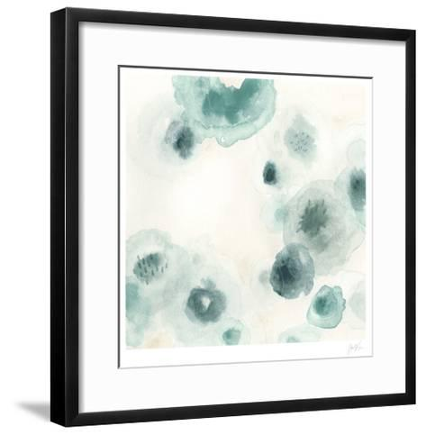 Aquatic Garden IV-June Vess-Framed Art Print