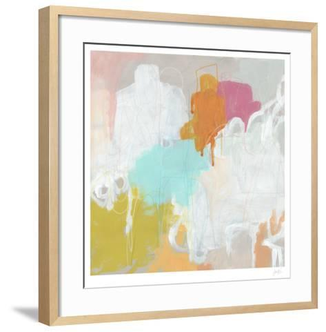 Samba II-June Vess-Framed Art Print