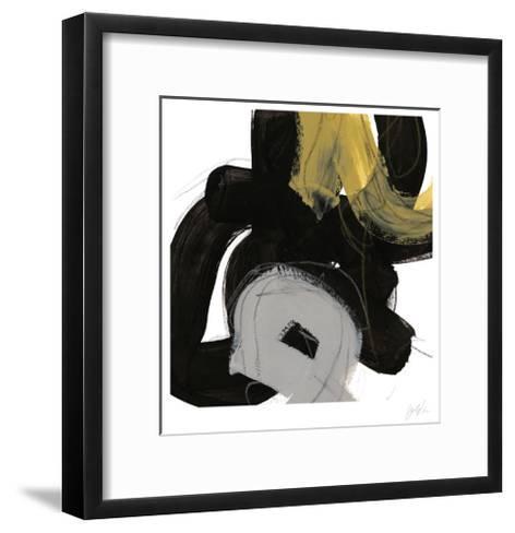 Chromatic Impulse I-June Vess-Framed Art Print