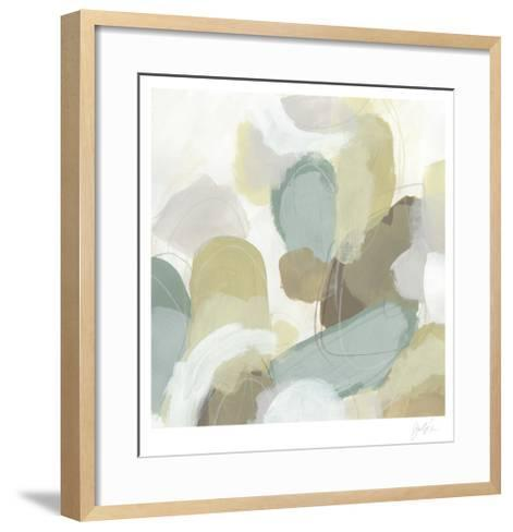 Subtle Synergy I-June Vess-Framed Art Print