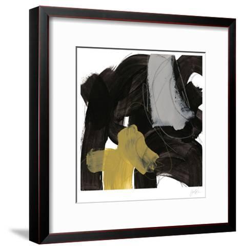 Chromatic Impulse IX-June Vess-Framed Art Print
