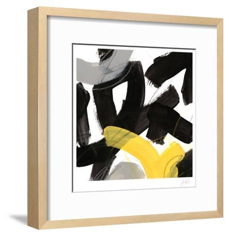 Chromatic Impulse V-June Vess-Framed Art Print