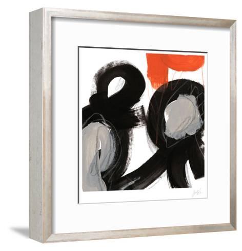 Chromatic Impulse VII-June Vess-Framed Art Print