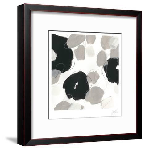 Kinetic Flora III-June Vess-Framed Art Print