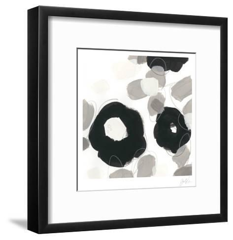 Kinetic Flora IX-June Vess-Framed Art Print