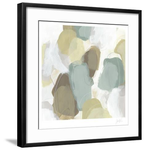 Subtle Synergy II-June Vess-Framed Art Print